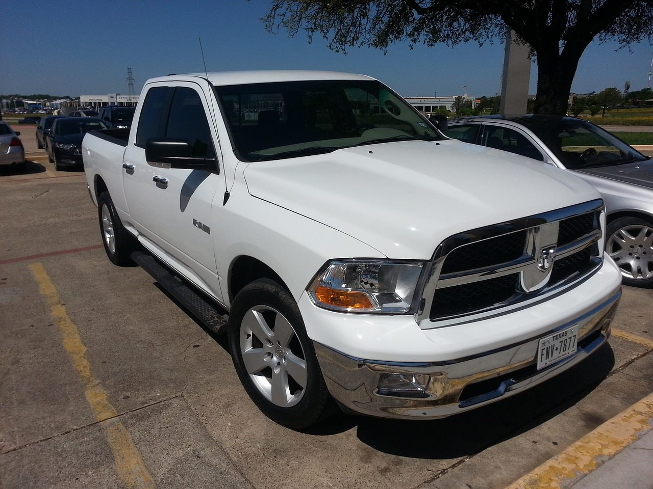 ram 1500 all about
