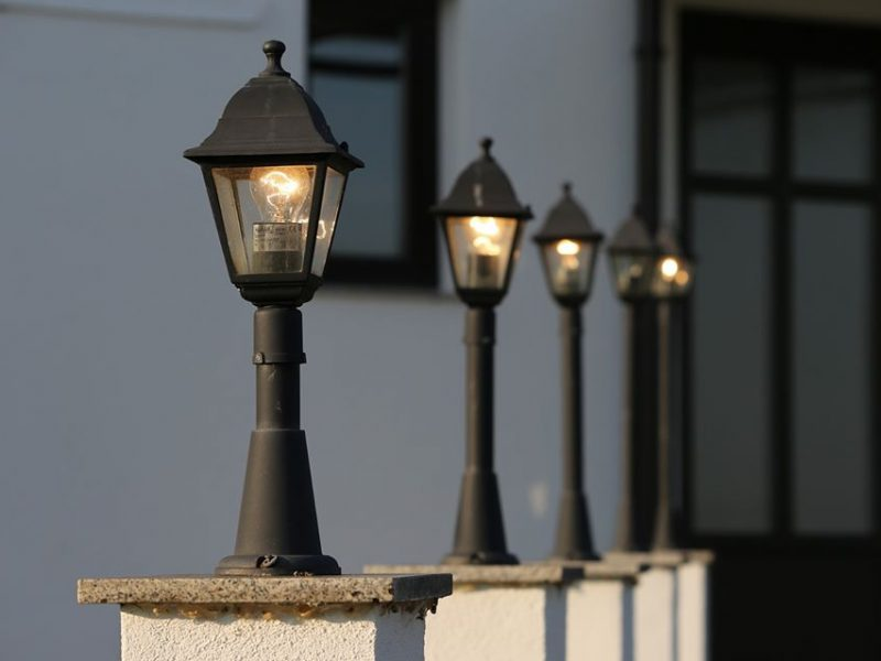Top 8 Outdoor Lighting Safety Tips To Keep You Safe
