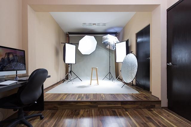 strobe lights photography