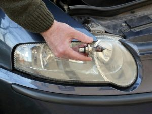 Pulling Out The Bulb