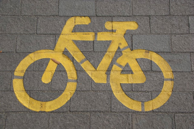Biking rules and regulations