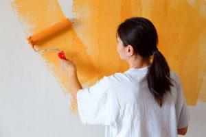 Light friendly wall paint