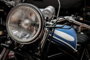 Motorcycle Front Light